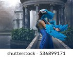 fantasy image and stories ... | Shutterstock . vector #536899171