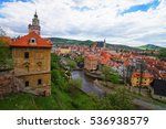 Old Town With State Castle And...