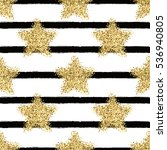 vector seamless pattern with... | Shutterstock .eps vector #536940805
