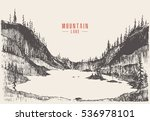 vector illustration of a... | Shutterstock .eps vector #536978101