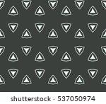 decorative wallpaper design in... | Shutterstock .eps vector #537050974
