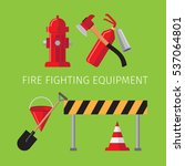 Fire Fighting Equipment On...