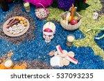 mexico city  mexico   october... | Shutterstock . vector #537093235
