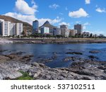 View From Sea Point Promenade...