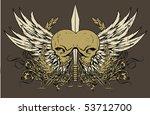 double header | Shutterstock .eps vector #53712700