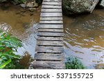 Wooden Bridge Cross Creek Top...