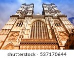 Westminster Abbey Church In...