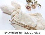 knitting | Shutterstock . vector #537227011