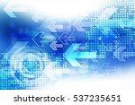 computer internet network...   Shutterstock . vector #537235651