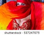 Mysterious Oriental Woman ...