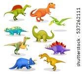Tyrannosaurus Lesothosaurus...