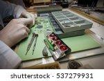 saint petersburg  russia  ... | Shutterstock . vector #537279931