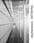 modern interior corridors   Shutterstock . vector #53735701