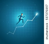 business concept vector... | Shutterstock .eps vector #537370357
