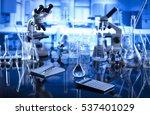laboratory | Shutterstock . vector #537401029