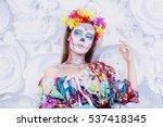 Halloween Concept   Portrait...