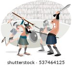 vector illustration of... | Shutterstock .eps vector #537464125