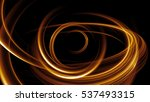 abstract 3d rendering of... | Shutterstock . vector #537493315