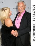 """Small photo of LOS ANGELES - DEC 14: Suzanne Somers, Alan Hamel at the """"Passengers"""" Premiere at Village Theater on December 14, 2016 in Westwood, CA"""