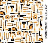 vector pattern seamless of... | Shutterstock .eps vector #537519169