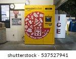 seattle  washington  usa  ... | Shutterstock . vector #537527941