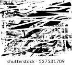 background black and white... | Shutterstock .eps vector #537531709