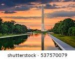 Washington Monument On The...