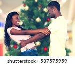 christmas tree. | Shutterstock . vector #537575959
