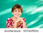 cuban people and emotions ... | Shutterstock . vector #537639031