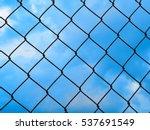 Net Metallic Pattern Barrier...
