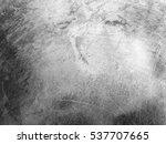 grunge scratch old steel... | Shutterstock . vector #537707665