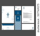 template design corporate... | Shutterstock .eps vector #537769375