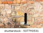 Stonework Texture With Narrow...