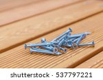 Larche Wood Decking With A Pil...