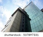 mirror building | Shutterstock . vector #537897331