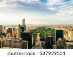 new york city   july 16 2016 ... | Shutterstock . vector #537929521