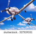 airshow | Shutterstock . vector #537939331