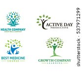 Active People Logos Collection