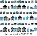 city concept. vector | Shutterstock .eps vector #53798152