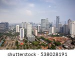 jakarta officially the special... | Shutterstock . vector #538028191