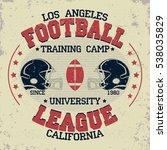 california football typography  ... | Shutterstock . vector #538035829