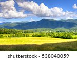 Cades Cove In Spring. Great...
