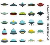 Alien Spaceship  Spacecrafts...