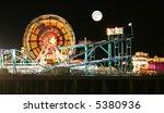 Amuesment Park At Steel Pier...