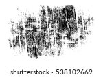 grunge black and white urban... | Shutterstock .eps vector #538102669