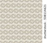 vector seamless pattern with... | Shutterstock .eps vector #538114621