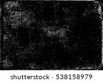 Grunge Black And White Urban Vector Texture Template. Dark Messy Dust Overlay Distress Background. Easy To Create Abstract Dotted, Scratched, Vintage Effect With Noise And Grain | Shutterstock vector #538158979