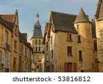 Streets Of Sarlat  French...