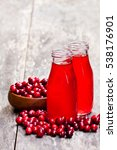 Organic  Cranberry Juice In...