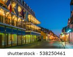 pubs and bars with neon lights...   Shutterstock . vector #538250461
